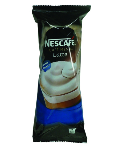 Branded vending - Nescafe Latte